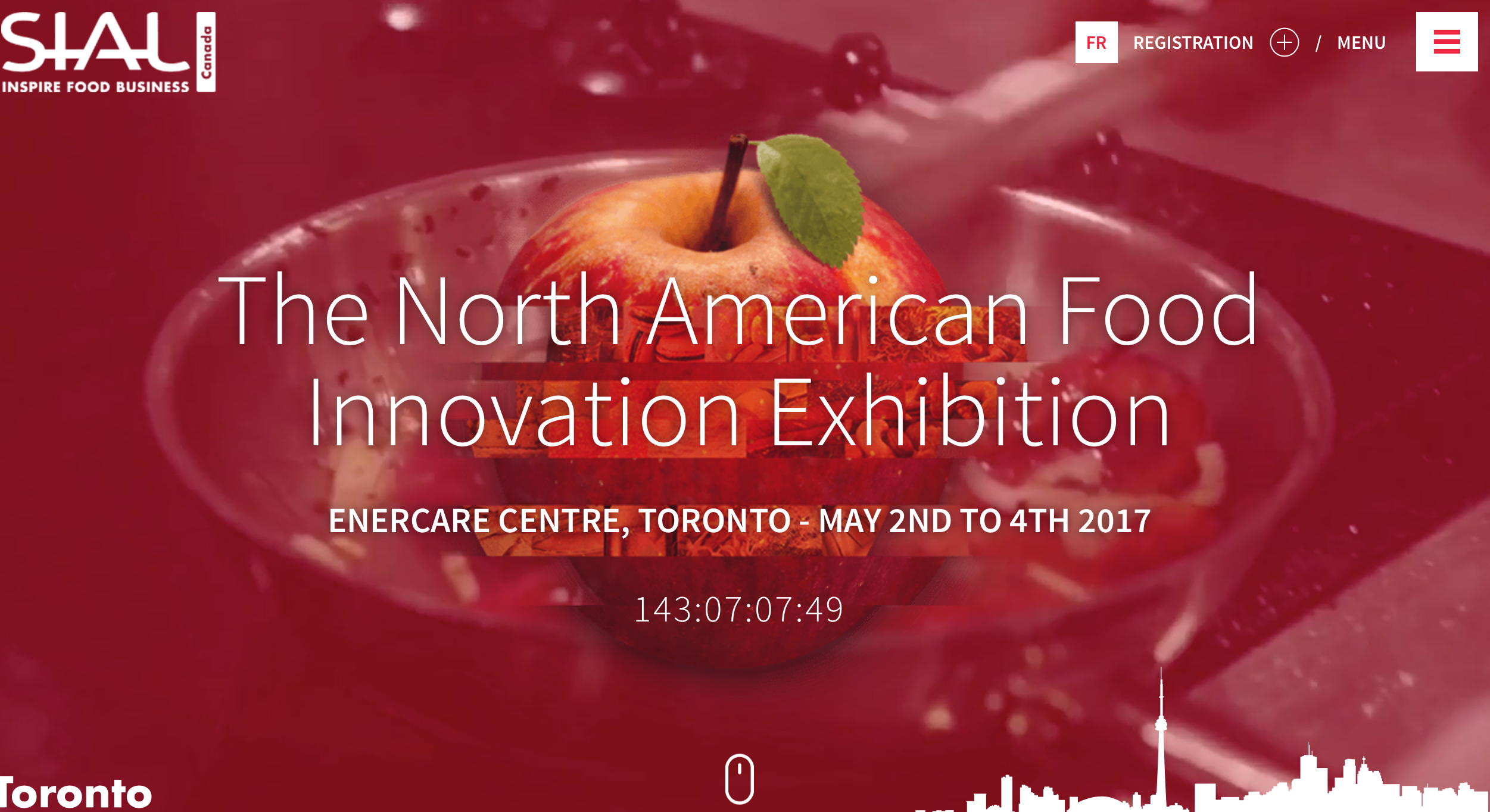 Come Visit us at SIAL Canada 2017
